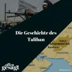 Die Geschichte des Taliban